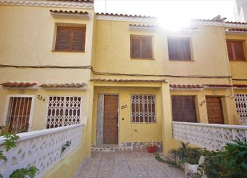 Thumbnail 2 bed terraced house for sale in Playa Del Cura, Torrevieja, Spain