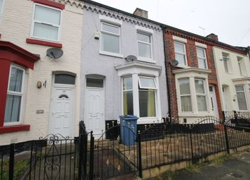 Thumbnail 2 bed terraced house for sale in Jacob Street, Toxteth, Liverpool