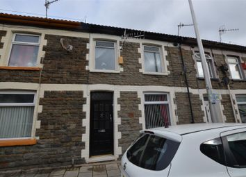 Thumbnail 2 bed terraced house for sale in Clydach Road, Tonypandy