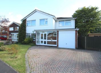 Thumbnail 4 bed detached house to rent in Acacia Close, Woodham, Addlestone