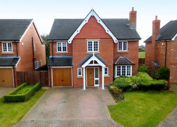 Thumbnail 5 bed detached house for sale in Warwick Gate, Aston, Nantwich