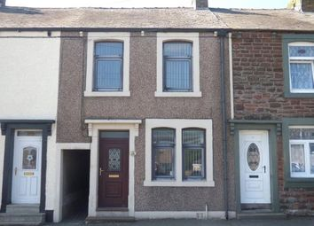 Thumbnail 3 bed terraced house to rent in Maryport Road, Dearham, Maryport