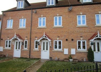 Thumbnail 3 bed town house to rent in Roebuck Chase, Wath-Upon-Dearne