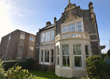 Thumbnail 2 bedroom flat for sale in 3, Grove Park Road, Weston-Super-Mare