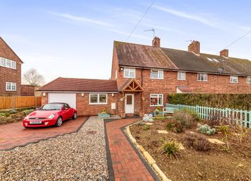 Thumbnail 3 bedroom semi-detached house for sale in Rectory Lane, Watton At Stone, Hertford