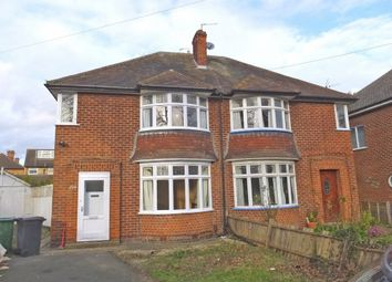 Thumbnail Semi-detached house to rent in Forest Road, Loughborough