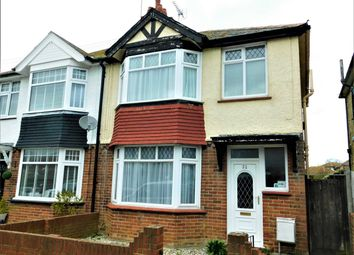 Thumbnail 3 bed semi-detached house for sale in Ethel Road, Broadstairs