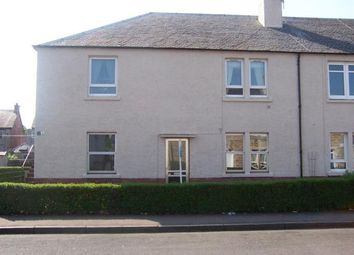 Thumbnail 2 bedroom flat to rent in Garvally Crescent, Alloa