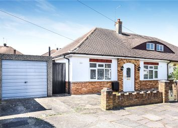 Thumbnail 2 bed semi-detached bungalow for sale in The Vale, Ruislip, Middlesex