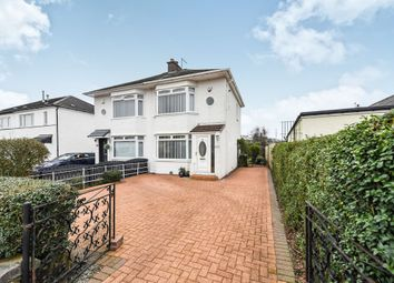 Thumbnail 2 bedroom semi-detached house for sale in Penilee Road, Paisley