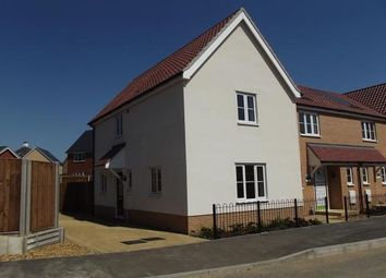 Thumbnail 2 bedroom semi-detached house to rent in Matilda Groome Road, Hadleigh, Ipswich