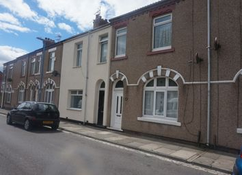 Thumbnail 4 bed terraced house for sale in Berwick Street, Seaton Carew, Hartlepool