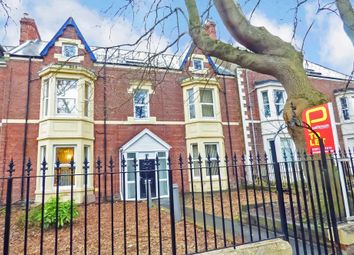 Thumbnail 3 bedroom flat to rent in Albany Gardens, Whitley Bay
