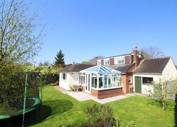 Thumbnail 3 bed bungalow for sale in Boundary Lane, Congleton