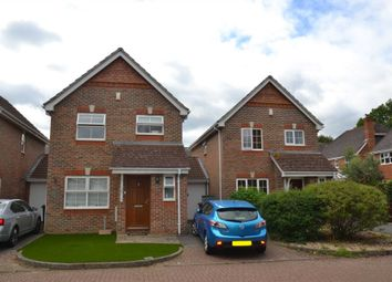 Thumbnail 3 bed link-detached house to rent in Nightingale Close, Epsom