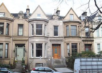 Thumbnail 3 bed flat to rent in Cecil Street, Hillhead, Glasgow