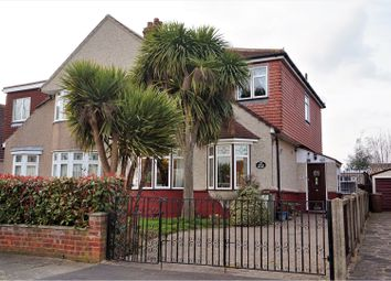 Thumbnail 4 bed semi-detached house for sale in Cavendish Avenue, Sidcup