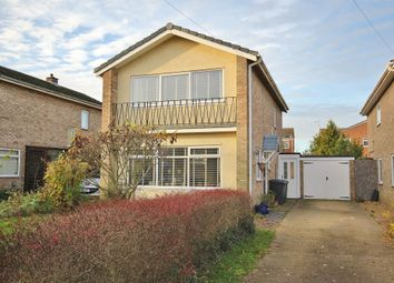 Thumbnail 3 bedroom detached house for sale in Wheatfields, St. Ives, Huntingdon