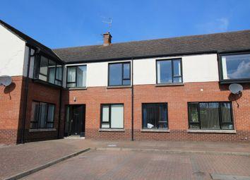 Thumbnail 2 bed flat for sale in Greenedge Court, Carrickfergus