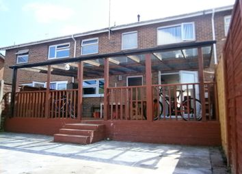Thumbnail 3 bed terraced house for sale in Dale Close, Poole