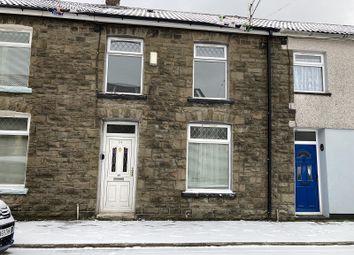 Thumbnail 2 bed terraced house for sale in Taff Street, Gelli, Pentre, Rhondda Cynon Taff.