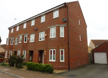 Thumbnail 4 bed town house for sale in Lockhart Avenue, Oxley Park, Milton Keynes