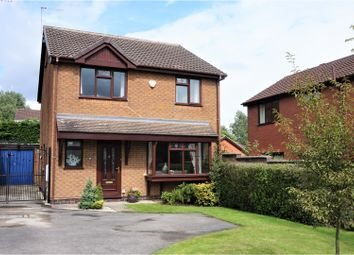 Thumbnail 5 bedroom detached house for sale in Smithurst Road, Giltbrook