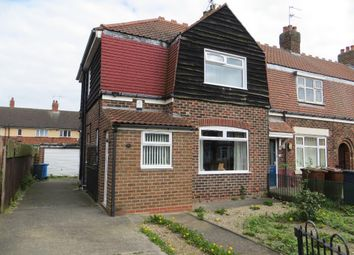 Thumbnail 3 bed semi-detached house for sale in 25th Avenue, Hull, East Yorkshire