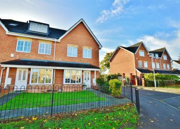 Thumbnail 3 bed end terrace house for sale in Crofthill Road, Slough