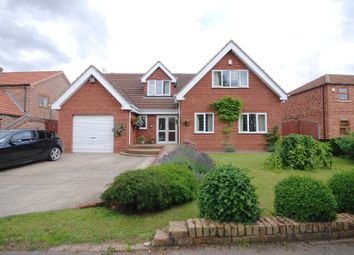 Thumbnail 4 bed detached house for sale in Gunthorpe, Doncaster