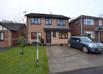 Thumbnail 4 bed detached house for sale in Viburnum Rise, Llantwit Fardre, Pontypridd