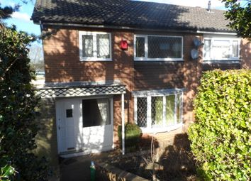 Thumbnail 4 bedroom semi-detached house to rent in Pool Street, Newcastle-Under-Lyme