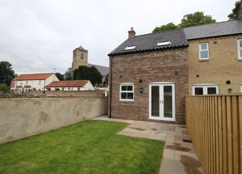 Thumbnail 2 bedroom terraced house for sale in Middleton Park Front Street, Middleton On The Wolds, Driffield