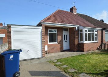 Thumbnail 3 bedroom semi-detached bungalow for sale in Bavington Drive, Fenham, Newcastle Upon Tyne