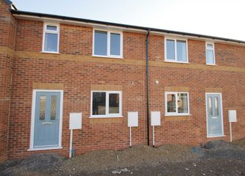 Thumbnail 2 bed terraced house for sale in Northampton Road, Rushden