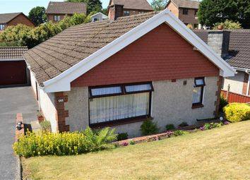 Thumbnail 3 bed detached bungalow for sale in Hendremawr Close, Swansea