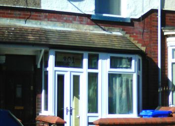 Thumbnail 2 bed terraced house to rent in London Road, Trent Vale, Stoke On Trent