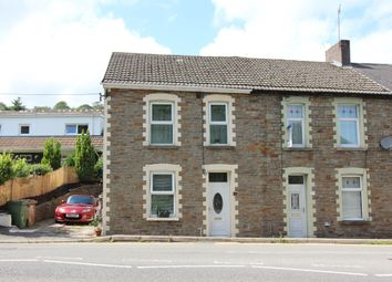 Thumbnail 2 bed end terrace house for sale in Herbert Terrace, Hafodyrynys, Crumlin
