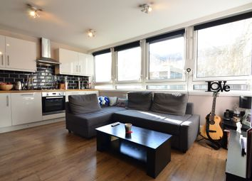 Thumbnail 2 bed flat for sale in Six Acres Estate, London