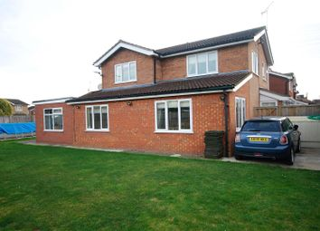 Thumbnail 5 bed detached house for sale in Meridian Walk, Holbeach, Spalding