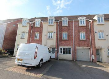Thumbnail 4 bed terraced house for sale in Llwyn Y Gog, Rhoose, Barry