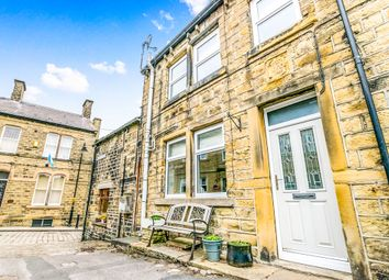 Thumbnail 2 bedroom cottage for sale in Burhouse Street, Honley, Holmfirth