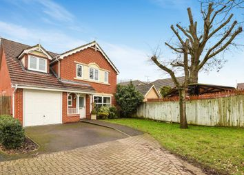Thumbnail 4 bedroom detached house to rent in Hurworth Avenue, Langley