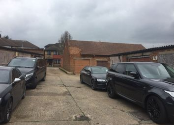 Thumbnail Land for sale in Fencepiece Road, Ilford