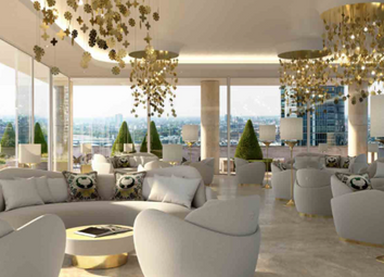 Thumbnail 5 bed flat for sale in Damac Tower London, Vaxhuall