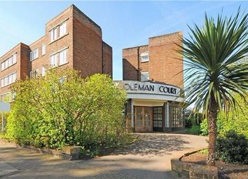 Thumbnail 1 bed flat to rent in Coleman Court, Kimber Road, Southfields, London