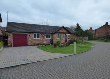 Thumbnail 3 bed bungalow for sale in Mulcaster Court, Haslington, Cheshire