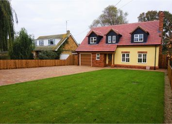 Thumbnail 4 bedroom detached house for sale in Oakmead Road, St Osyth
