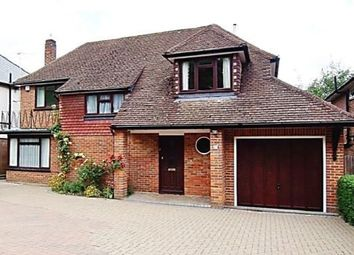 Thumbnail 4 bed detached house to rent in Blacketts Wood Drive, Chorleywood, Rickmansworth