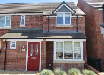 Thumbnail 3 bed semi-detached house for sale in Whitehall Road, Halesowen